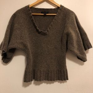 Banana Republic wool cashmere blend sweater Small